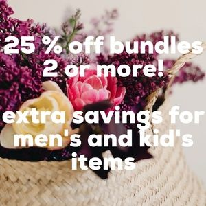 Dresses & Skirts - 25% off bundles of 2 or more